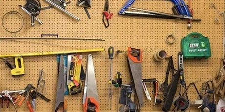 Wonder Makers: Demystifying Woodwork Tools Workshop  tickets