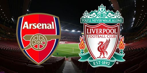 Liverpool vs Arsenal £16 Burger, Chips And Pint Deal