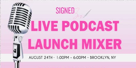 SignedSZN Live Podcast Mixer tickets