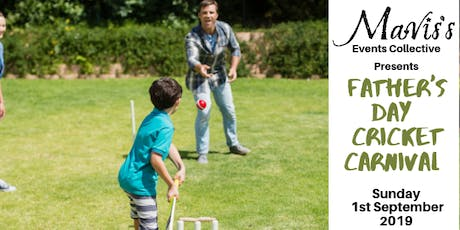 Fathers Day Annual Family Cricket Day  tickets