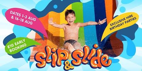 Slip & Slide @ Sandown Sports and Ski tickets