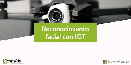 #capsideLAB: Reconocimiento facial con IoT tickets