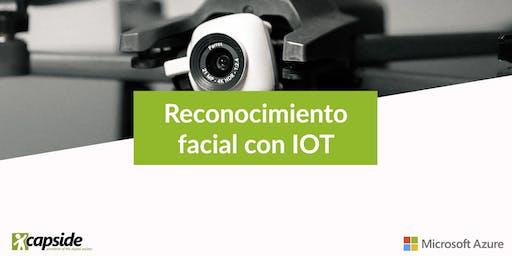 #capsideLAB: Reconocimiento facial con IoT