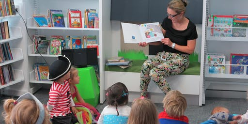Storytime - School Holidays Session - It's easy being green - Morisset Library
