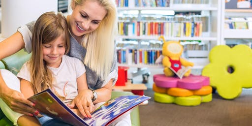 Storytime - Building Stories - School Holiday Session