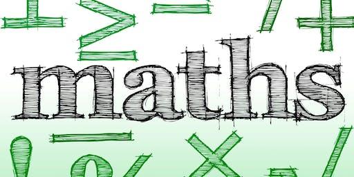 Community Learning - Maths Functional Skills - Hucknall Library