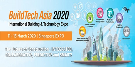 BuildTech Asia 2020 tickets