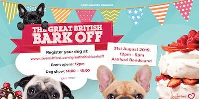 The Great British Bark Off