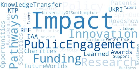 Pathways to Impact Training Session tickets