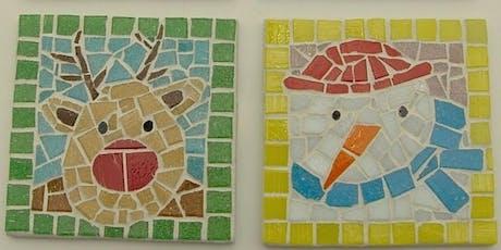 Seasonal Mosaic Workshop tickets