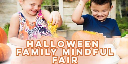 Halloween Family Mindful Fair