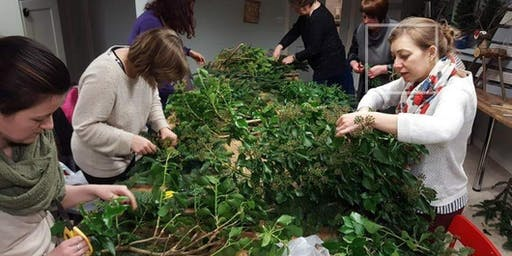Christams Wreath Workshop