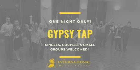 One Night Only: Gypsy Tap [Dance Class] tickets
