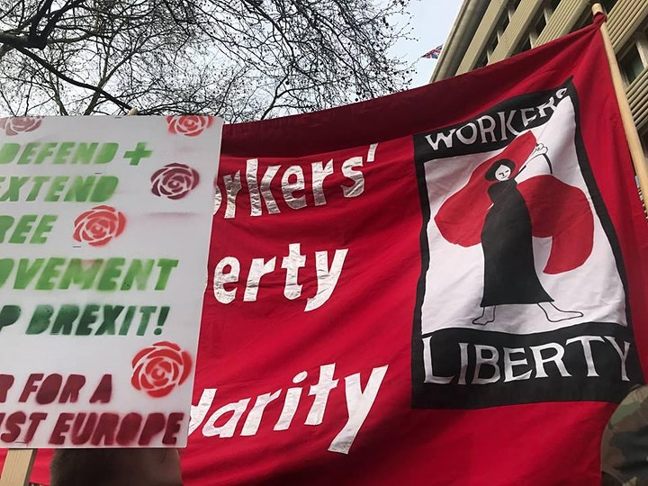 Workers' Liberty conference 2020-1 image