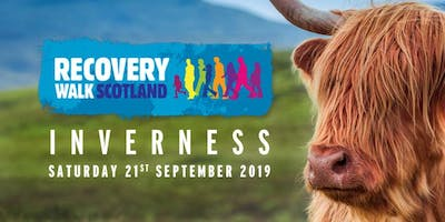 Recovery Walk Scotland 2019 - Inverness