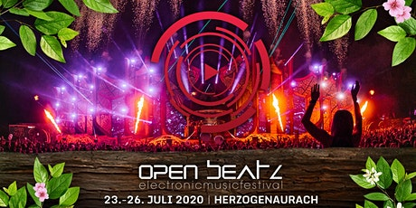Open Beatz Festival 2020 Tickets