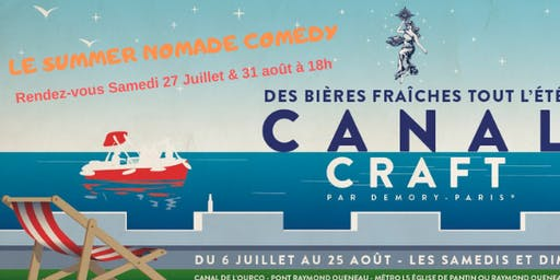 Le Summer Nomade Comedy