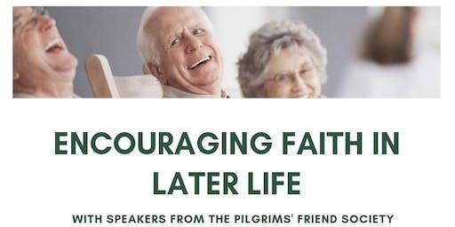 Encouraging Faith in Later Life