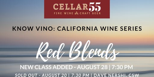 Know Vino -  California Red Blends (II)