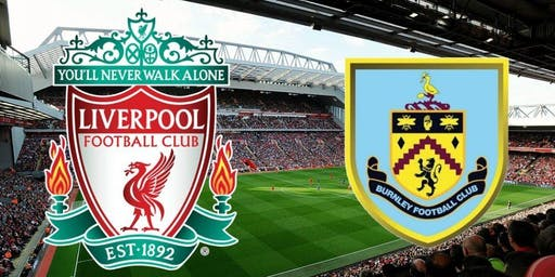 Liverpool vs Burnley £16 Burger, Chips And Pint Deal