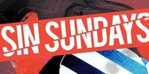 Sin Sundays @ Josephine Lounge this Sunday