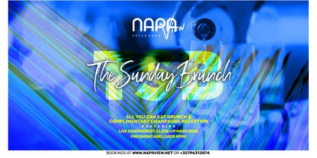 The Sunday Brunch at Napa View tickets