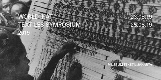 World Ikat Textiles Symposium