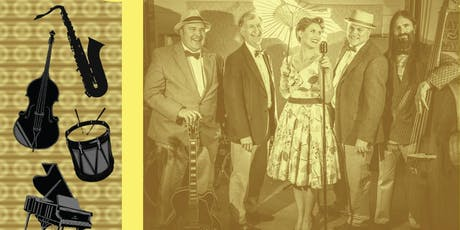 Gin & Jazz with The Miss Jones Jazz Band tickets