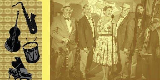 Gin & Jazz with The Miss Jones Jazz Band