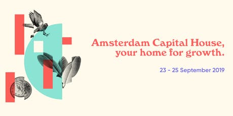 Amsterdam Capital House 2019 tickets