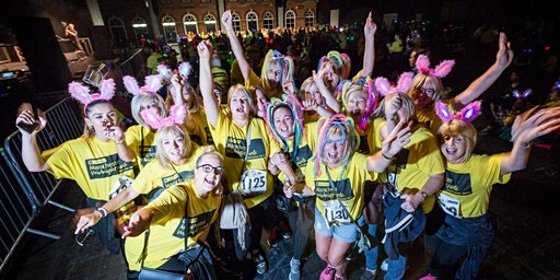 Manchester Midnight Walk 2020