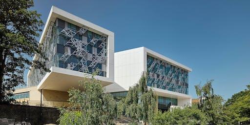 The Barbara Hepworth Building Tour: University of Huddersfield