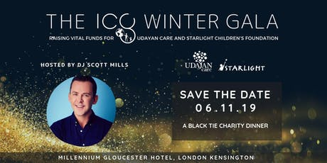 The ICG Foundation Winter Gala tickets