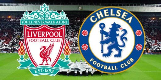 Liverpool vs Chelsea £10 Burger, Chips And Pint Deal