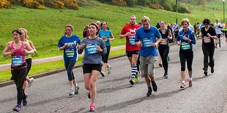 Edinburgh Marathon Festival 2020 - brainstrust charity place tickets