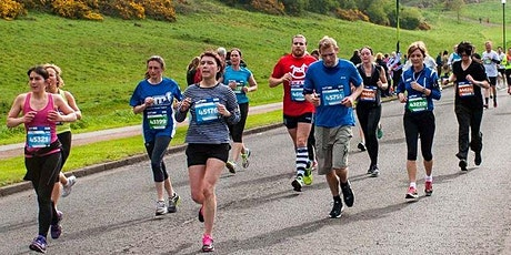 CANCELLED Edinburgh Marathon Festival 2020 - brainstrust charity place tickets