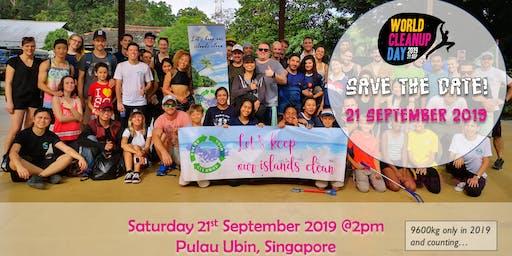 World Cleanup Day @Pulau Ubin
