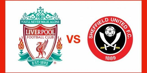 Liverpool vs Sheffield Utd £16 Burger, Chips And Pint Deal