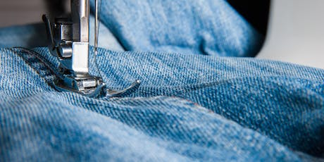 Jeans Genius Sewing Class tickets