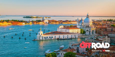 OffRoad: itinerari insoliti Veneziani biglietti