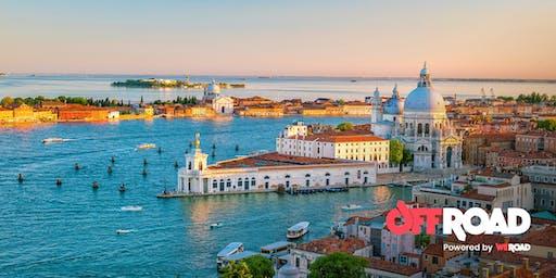 OffRoad: itinerari insoliti Veneziani