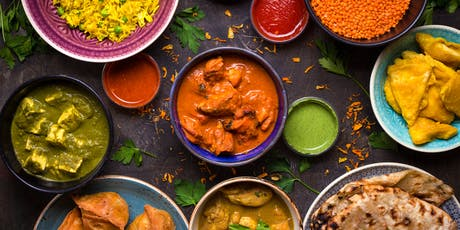RCOT : Shetland Curry Night tickets