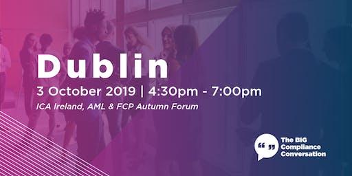 ICA Ireland AML & FCP Autumn Forum