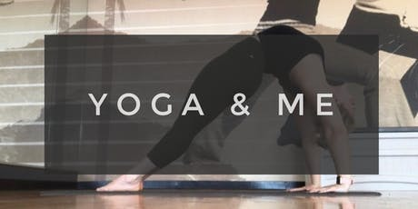 Yoga & Me tickets