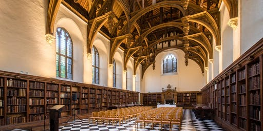 Guided Tours of Lambeth Palace Library