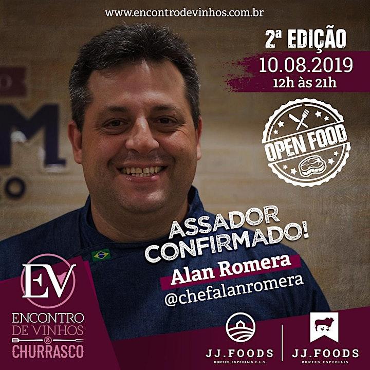 Imagem do evento Encontro de Vinhos & Churrasco – 2a edição