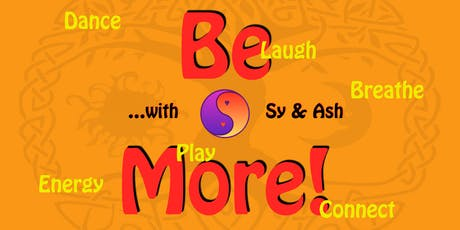Be More! with Sy & Ash - September Gathering tickets