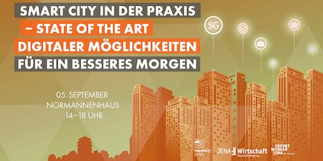 Smart City in der Praxis – State of the art digitaler Möglichkeiten für ein besseres Morgen Tickets