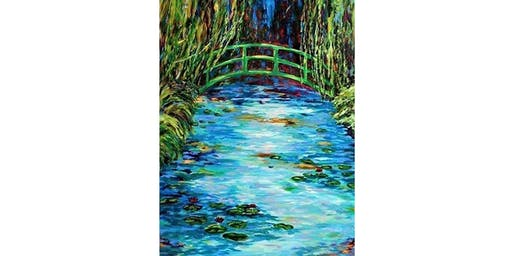 Monet Bridge - Six Tanks