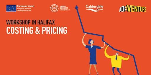 Halifax Digital Festival: Costing & Pricing Advice